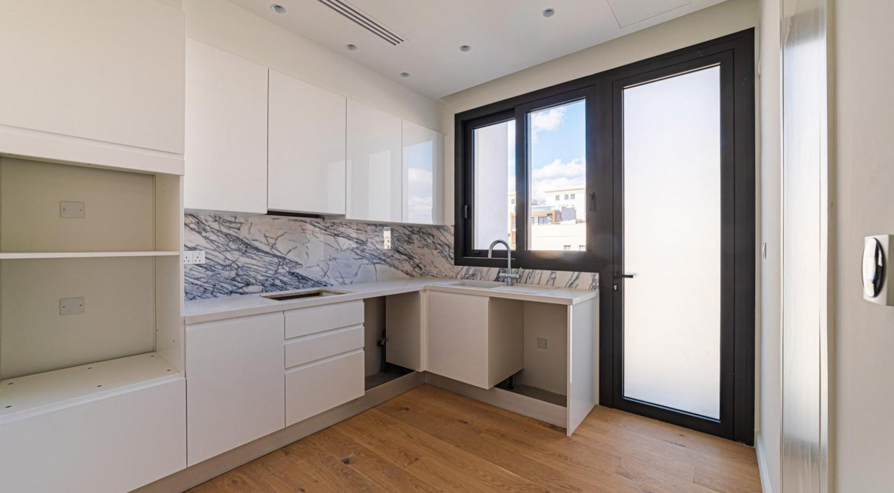 Hortensia Residence, Apt. 302. 2 Bedroom Apartment within a New Complex near the Sea  - 19