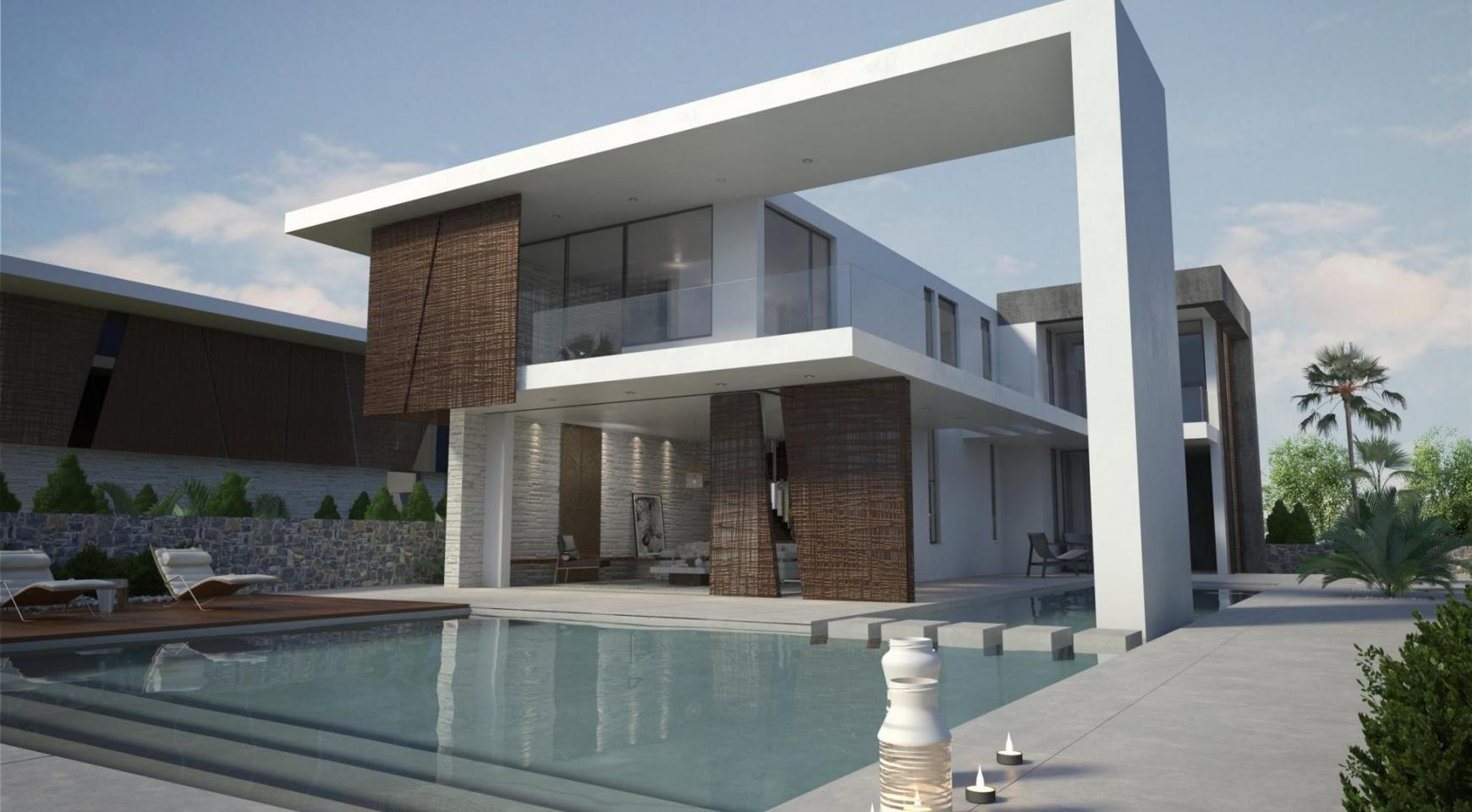 Contemporary Seafront Villa in Ayia Thekla Area - 8