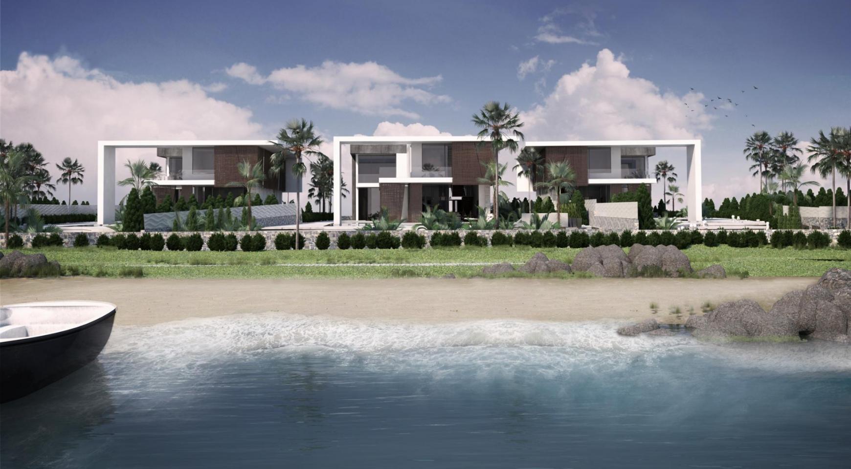 Contemporary Seafront Villa in Ayia Thekla Area - 9