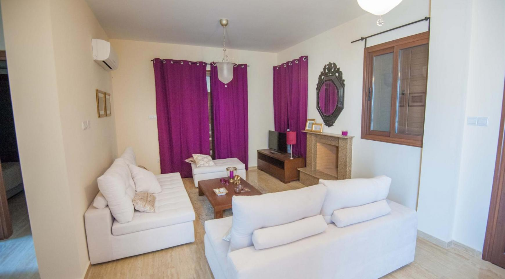 New 4 Bedroom Villa on the Seafront of Ayia Thekla - 2