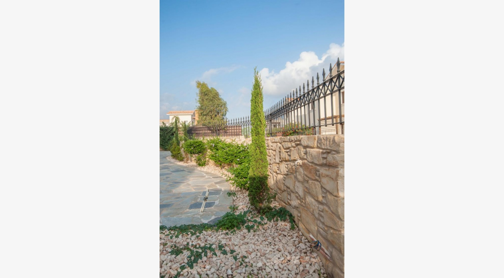 New 4 Bedroom Villa on the Seafront of Ayia Thekla - 19