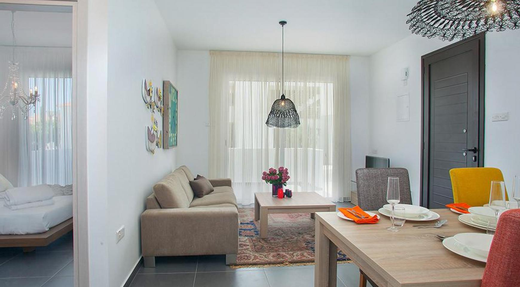 New 2 Bedroom Apartment in Kapparis - 2
