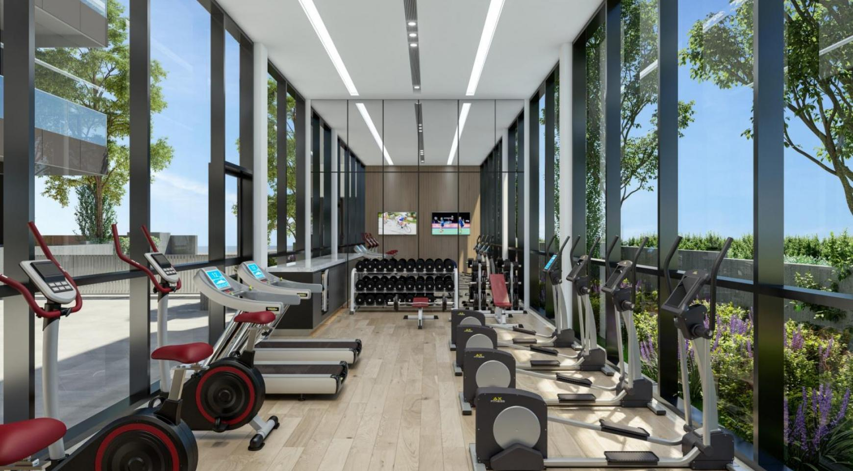 Urban City Residences, Block A. New Spacious 3 Bedroom Apartment 201 in the City Centre - 39