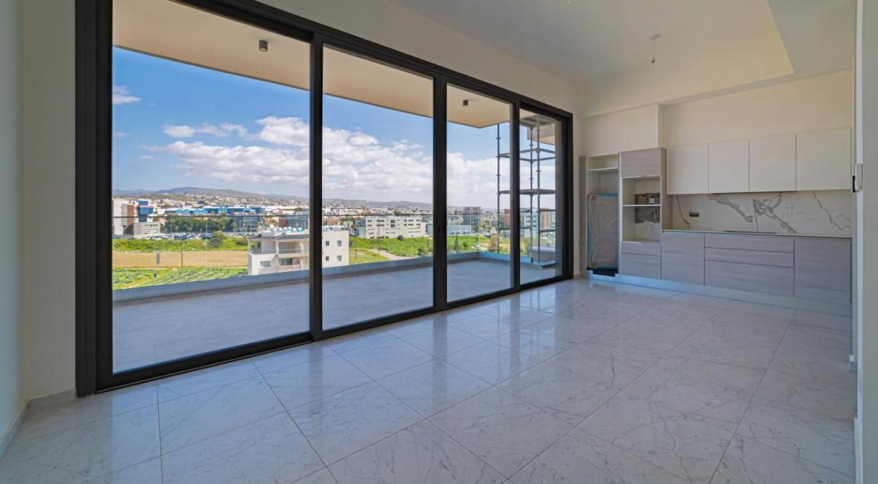 Urban City Residences, Block A. New Spacious 3 Bedroom Apartment 201 in the City Centre - 7