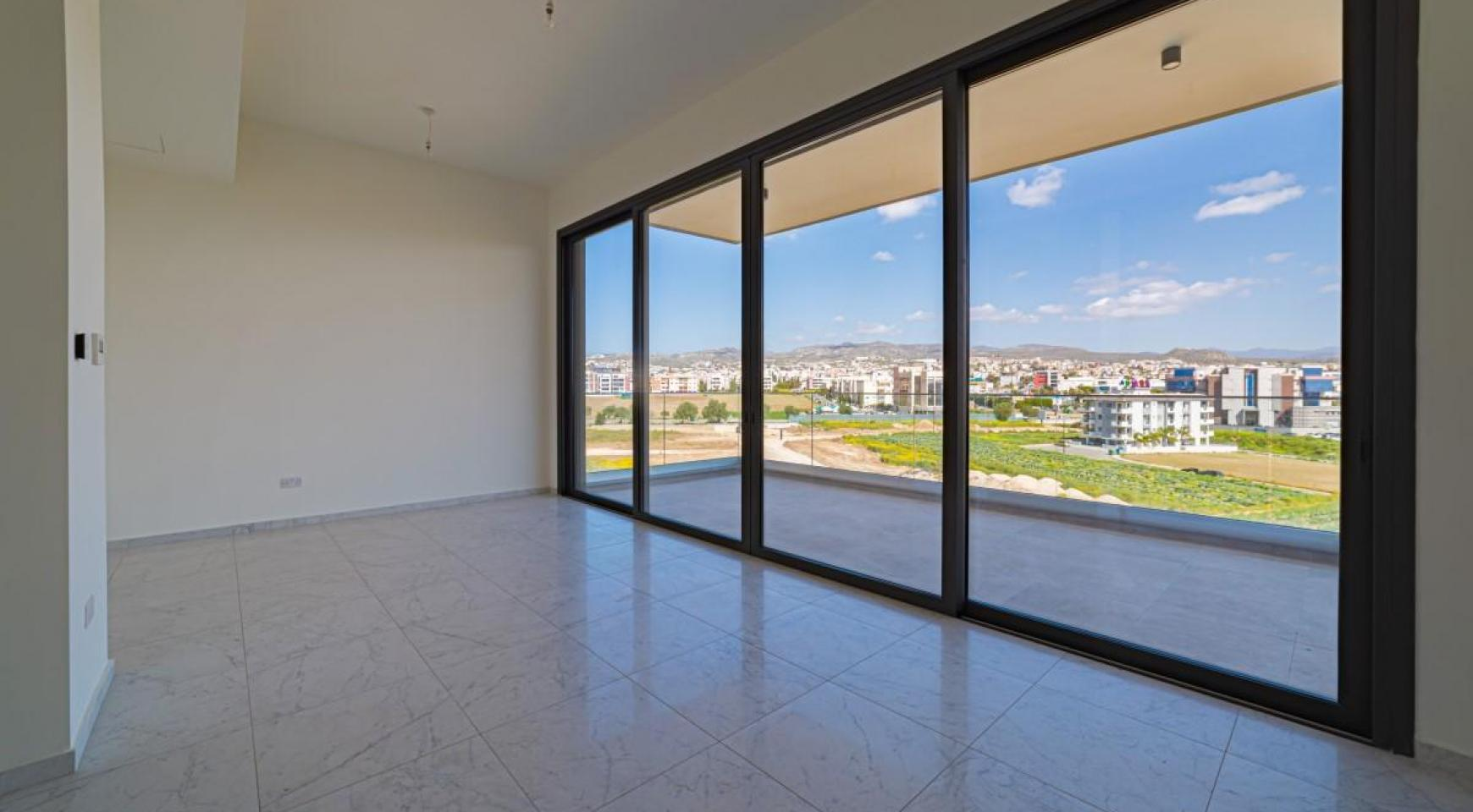 Urban City Residences, Block A. New Spacious 3 Bedroom Apartment 201 in the City Centre - 6