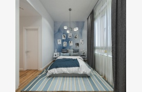 Urban City Residences, Block A. New Spacious 3 Bedroom Apartment 201 in the City Centre - 70