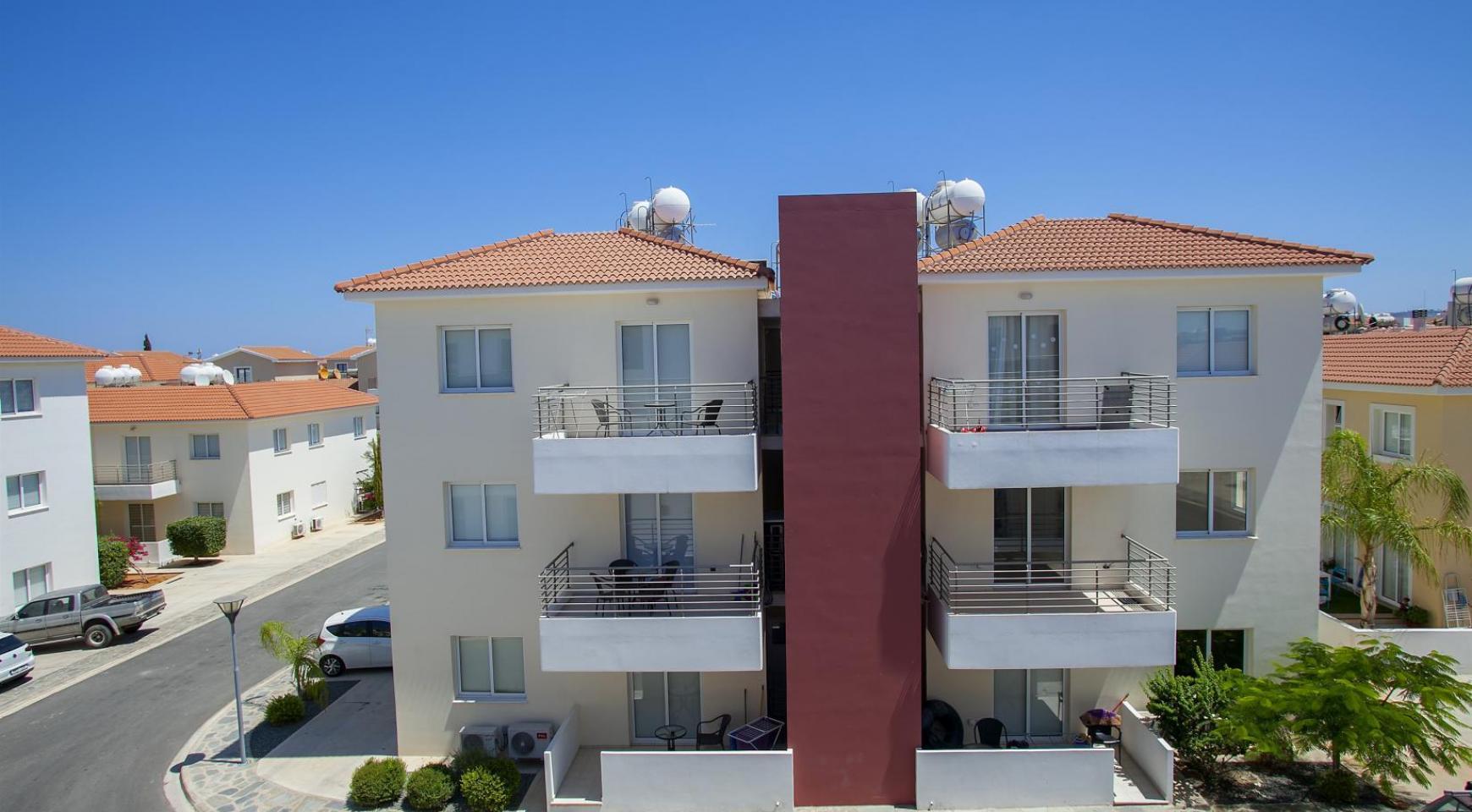 New 2 Bedroom Apartment in Kapparis Area - 26