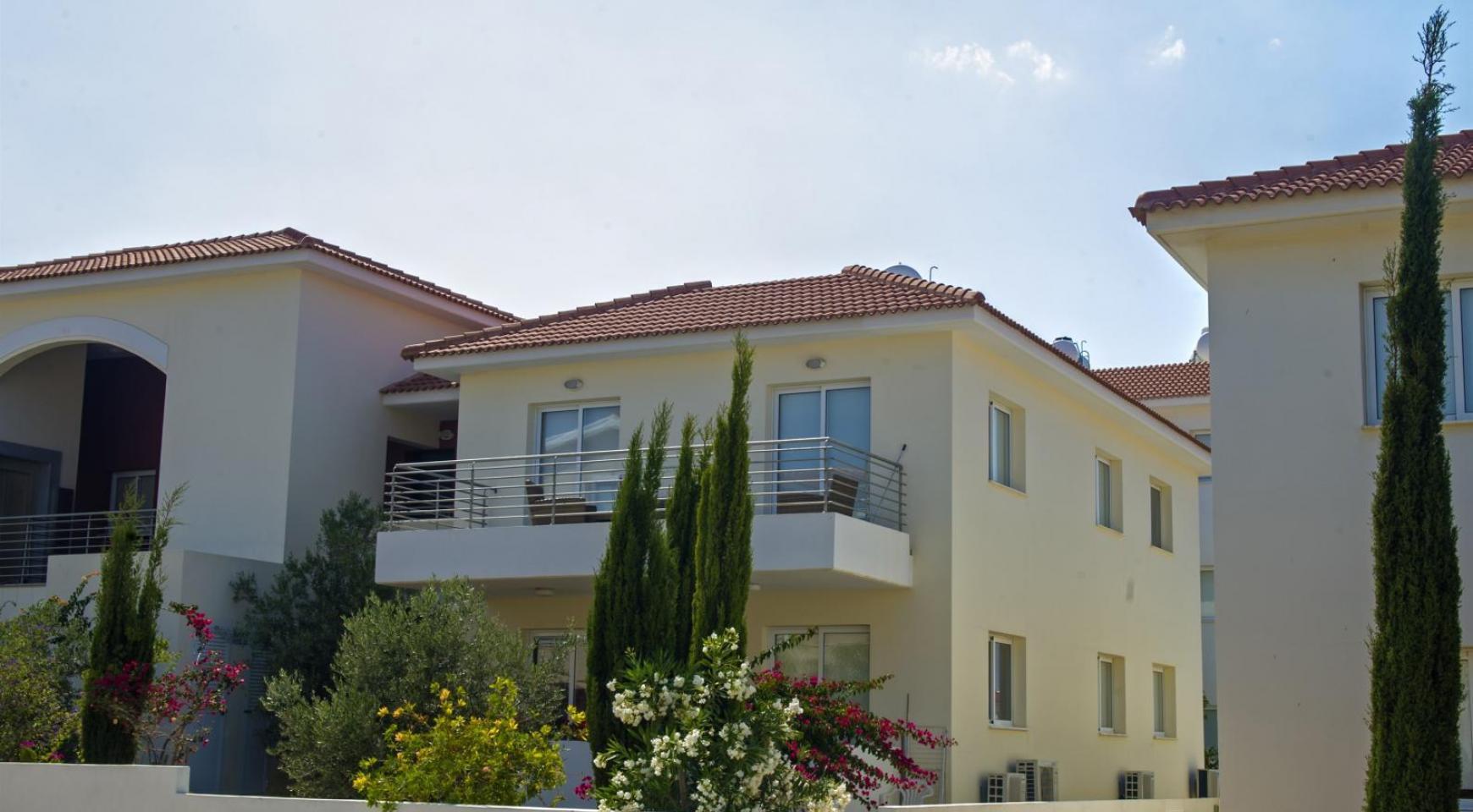 New 2 Bedroom Apartment in Kapparis Area - 34