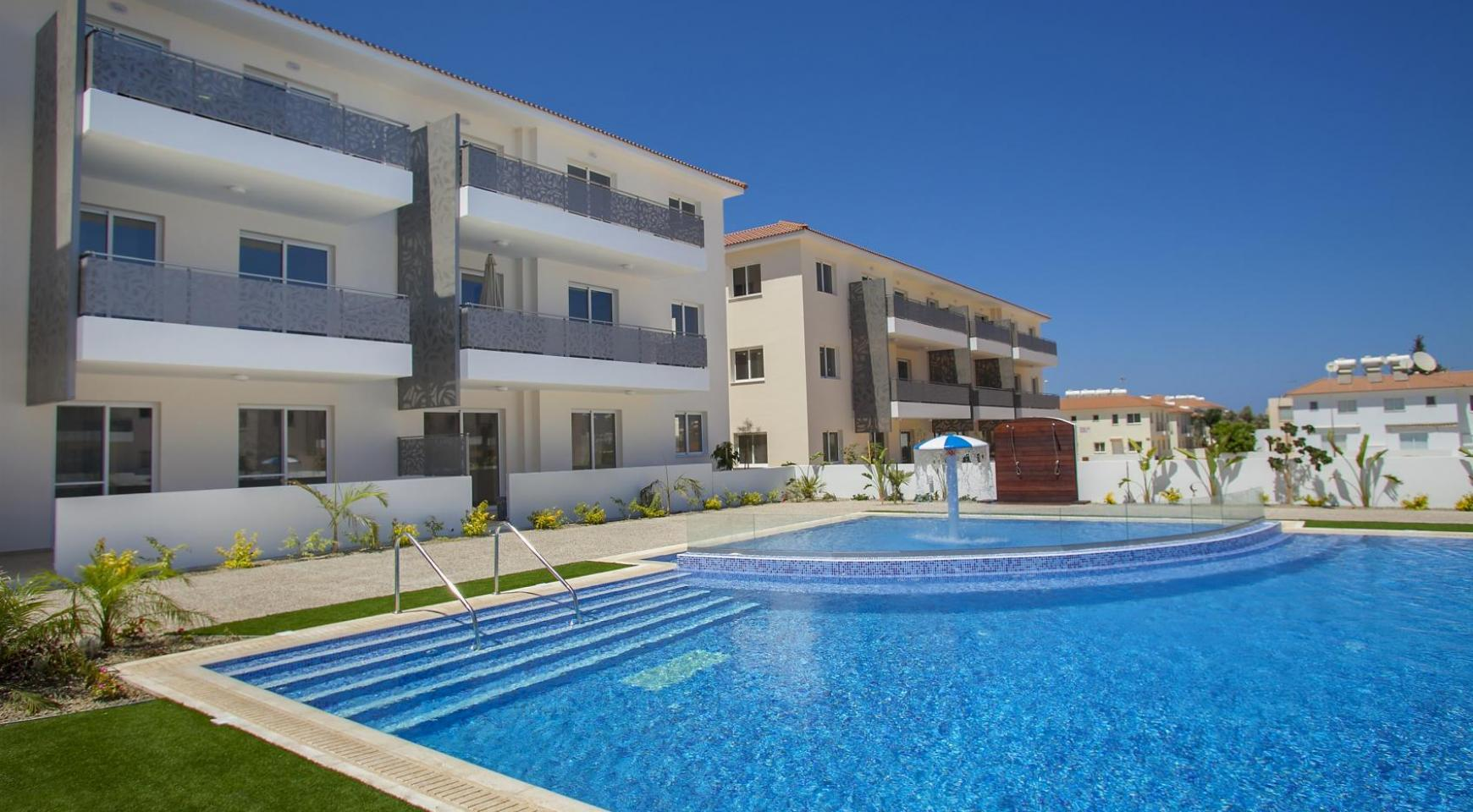 New 2 Bedroom Apartment in Kapparis Area - 28