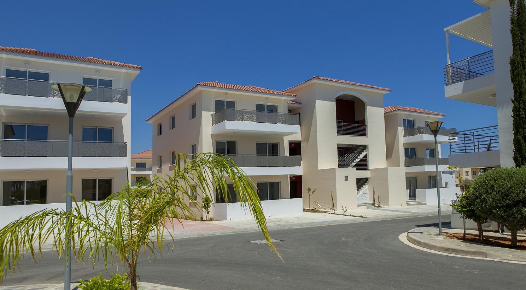 New 2 Bedroom Apartment in Kapparis Area - 21