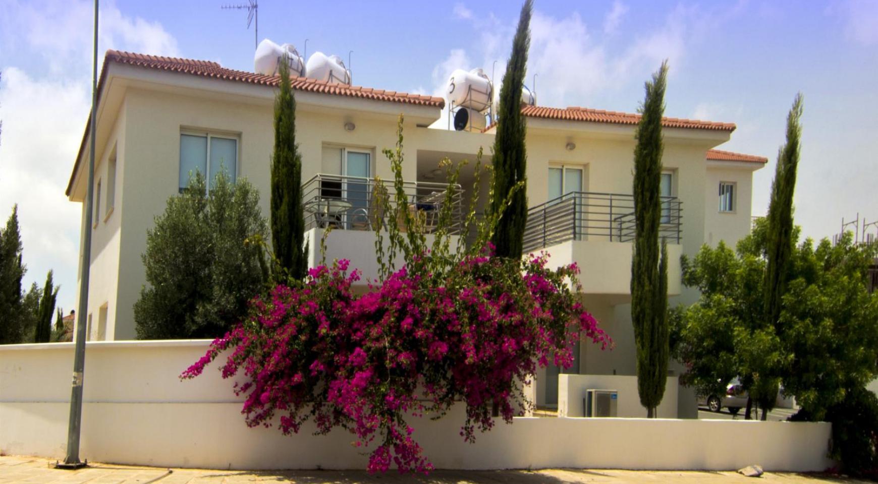 New 2 Bedroom Apartment in Kapparis Area - 38