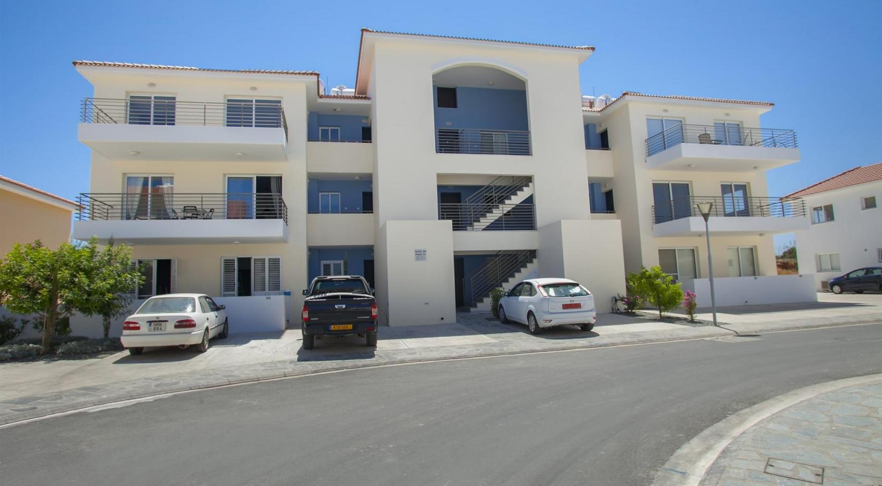 New 2 Bedroom Apartment in Kapparis Area - 30