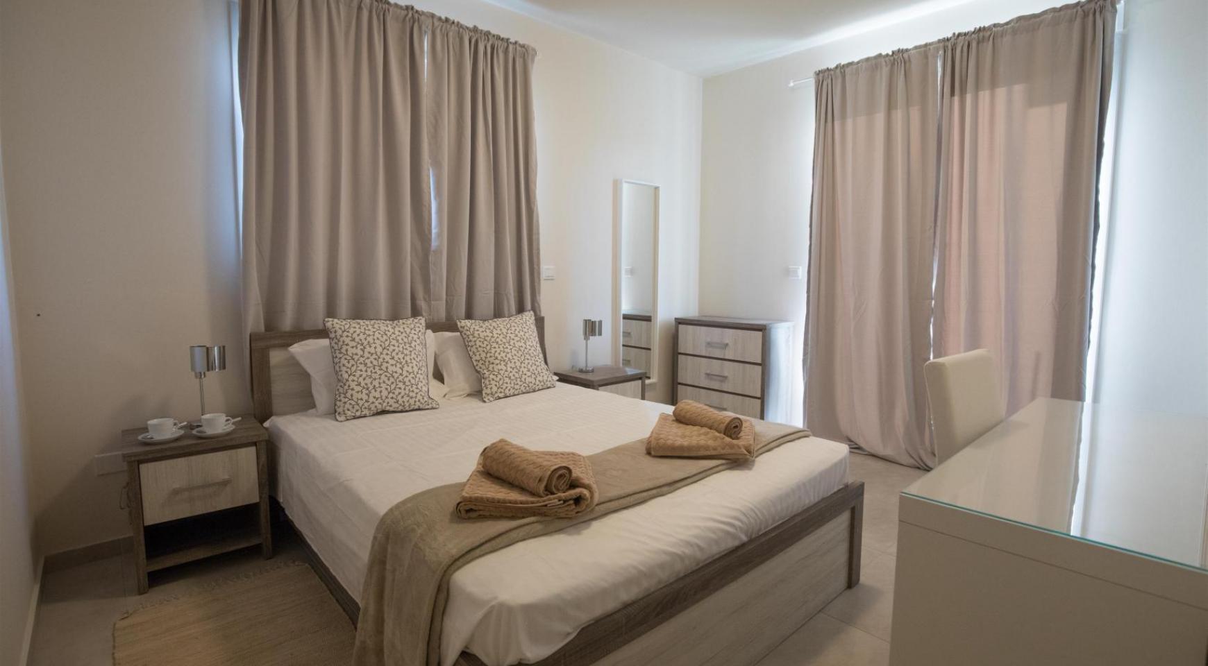 New 2 Bedroom Apartment in Kapparis Area - 13