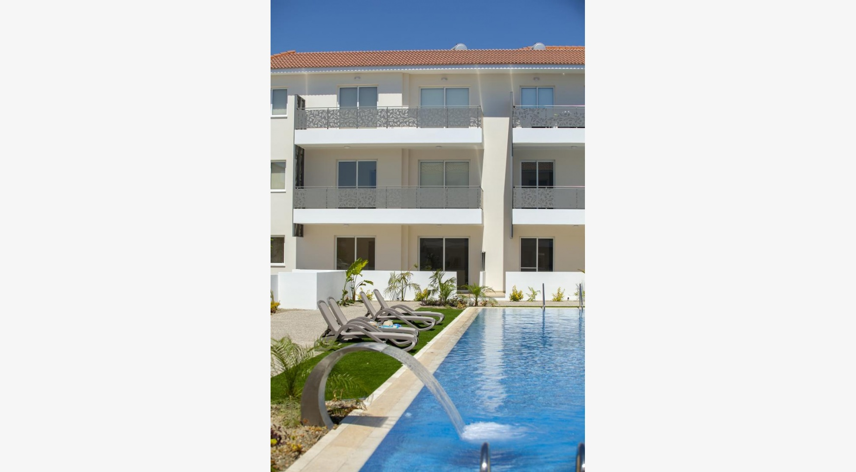 New 2 Bedroom Apartment in Kapparis Area - 17