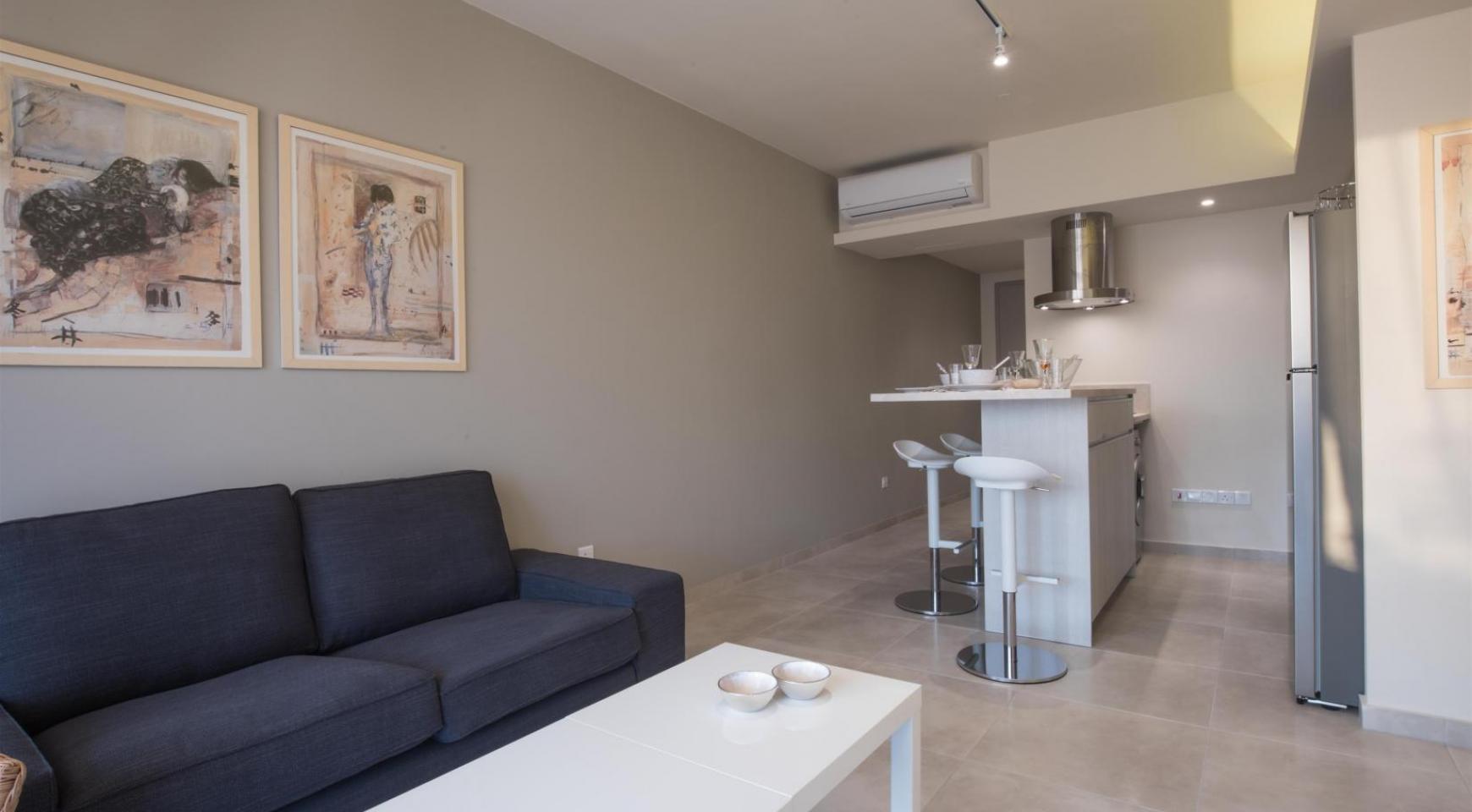 New 2 Bedroom Apartment in Kapparis Area - 2