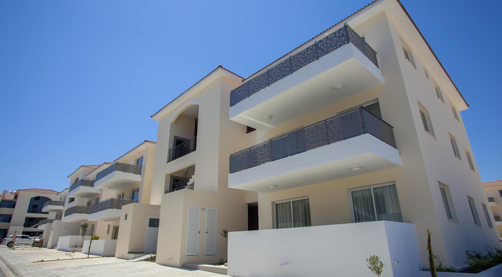 New 2 Bedroom Apartment in Kapparis Area - 20