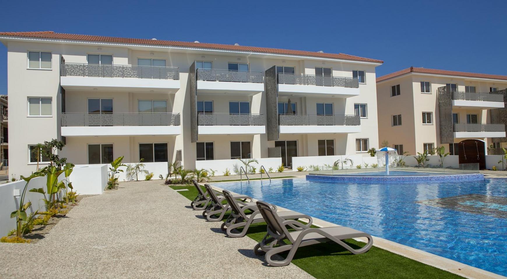 New 2 Bedroom Apartment in Kapparis Area - 22
