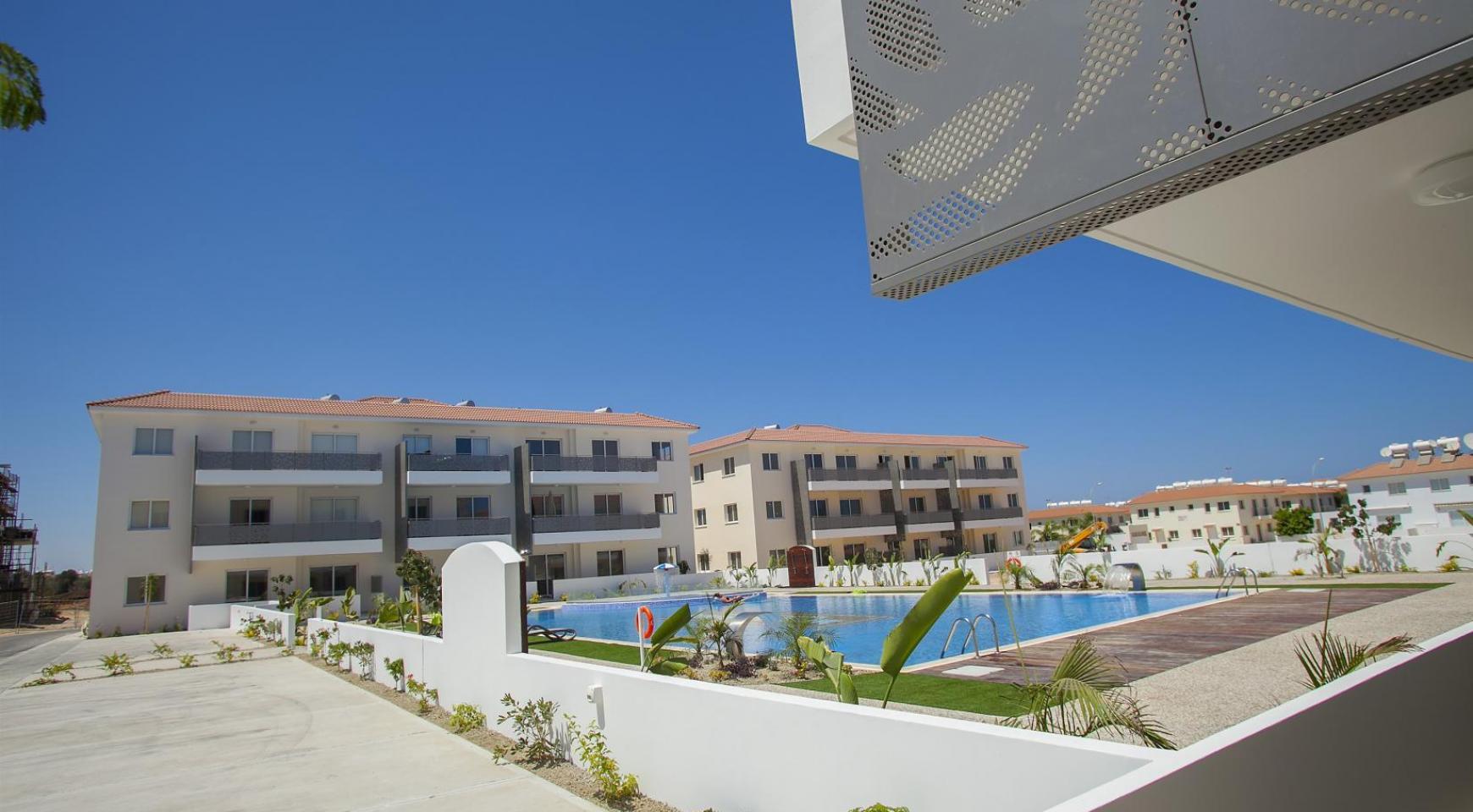 New 2 Bedroom Apartment in Kapparis Area - 24
