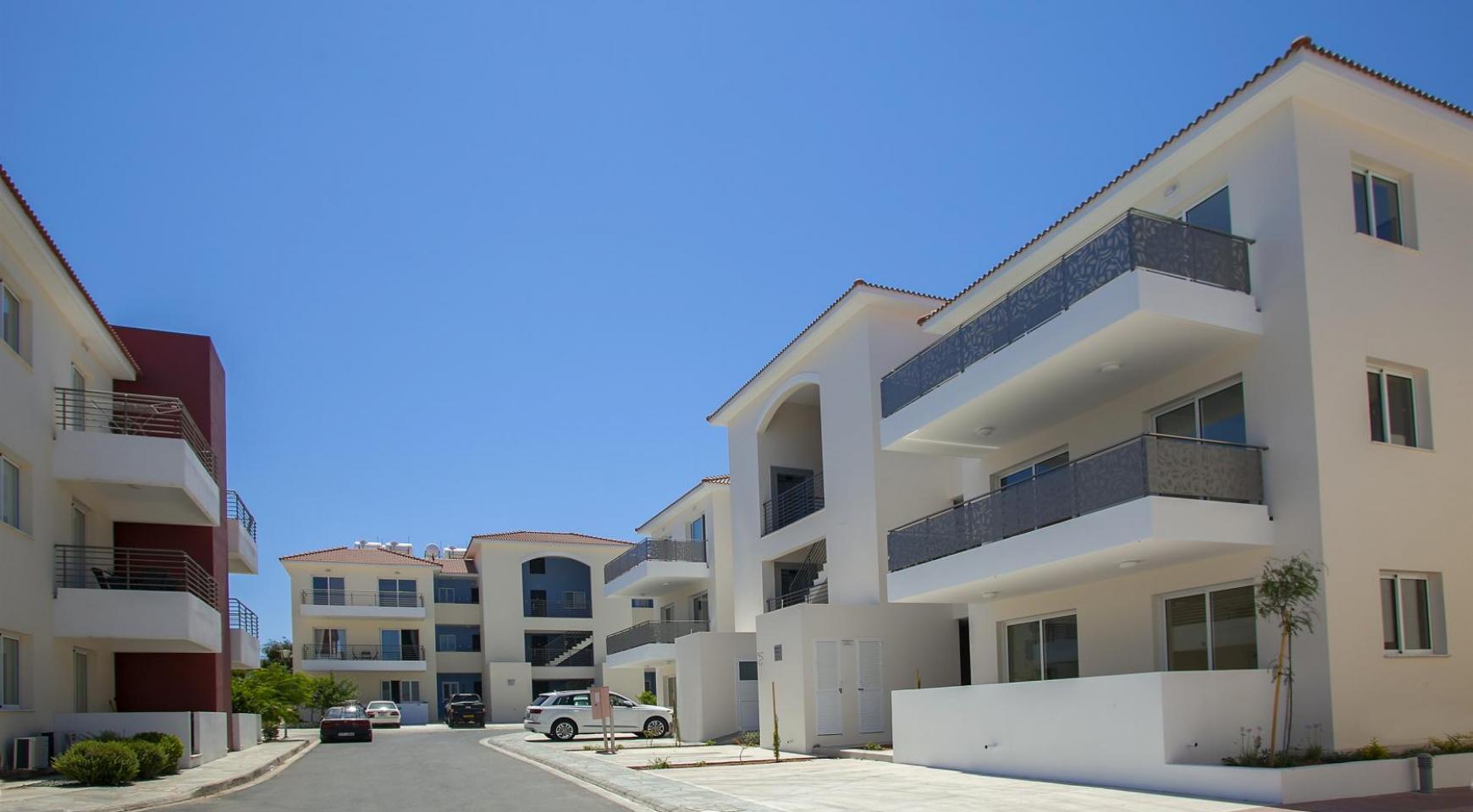 New 2 Bedroom Apartment in Kapparis Area - 23