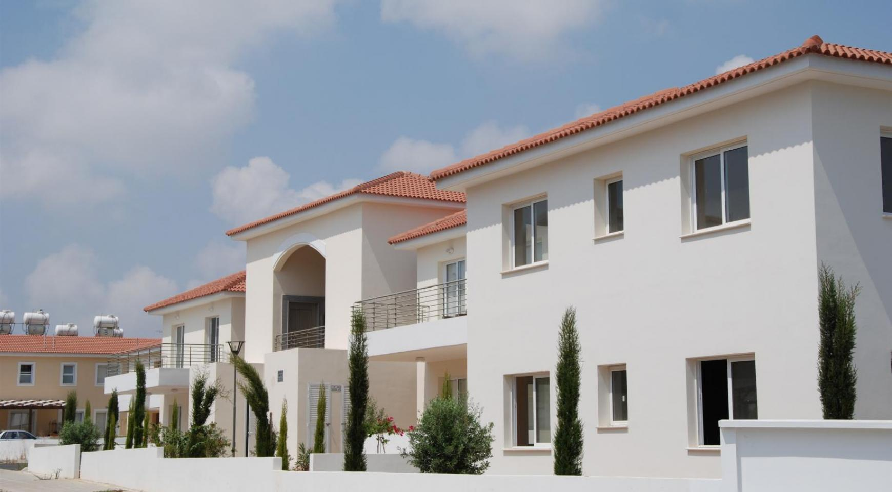 New 3 Bedroom Apartment in Kapparis Area - 35