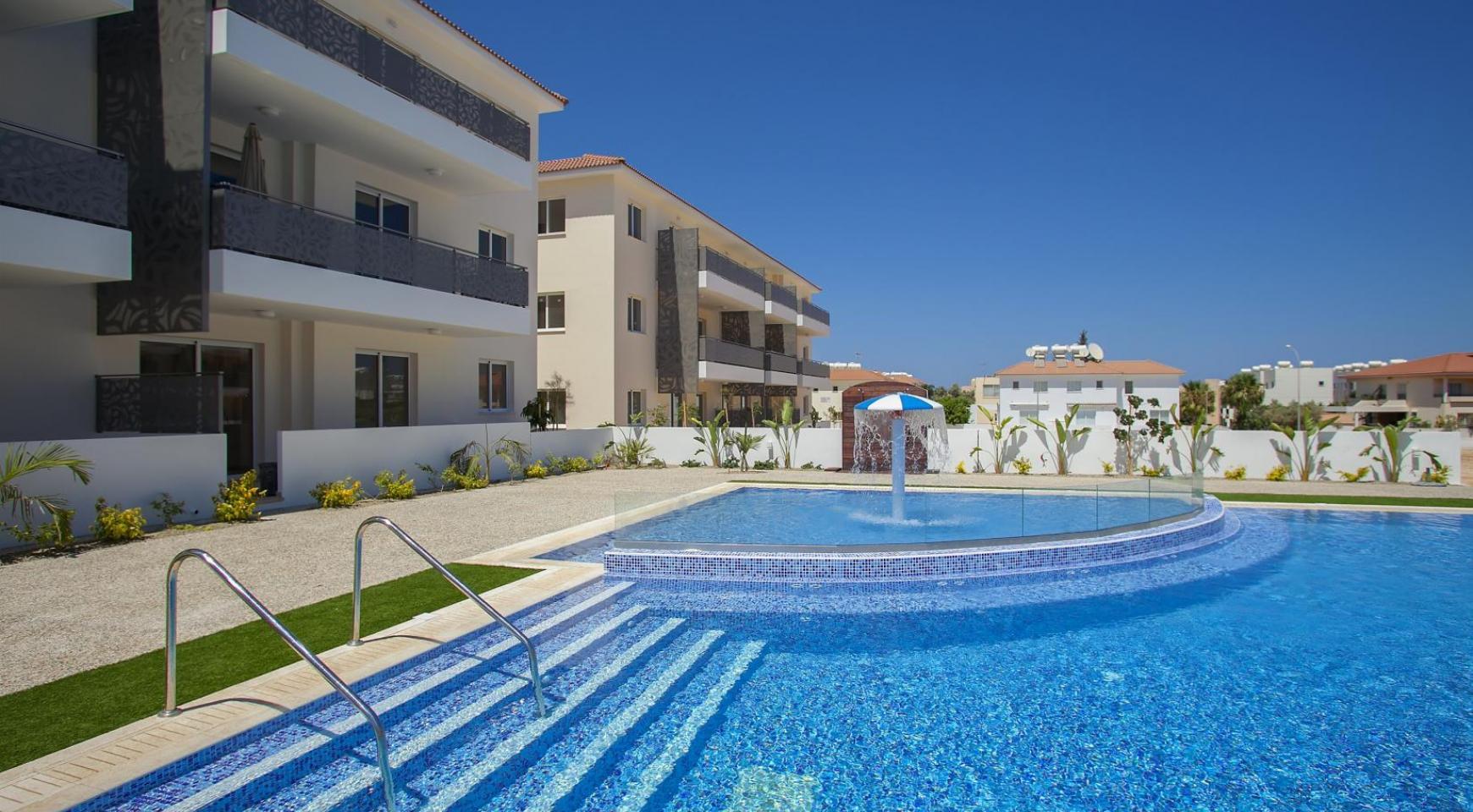 New 3 Bedroom Apartment in Kapparis Area - 29