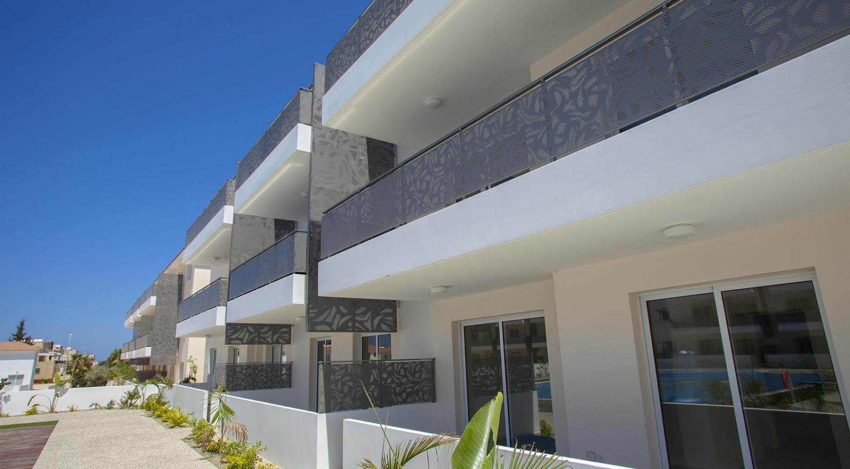 New 3 Bedroom Apartment in Kapparis Area - 18