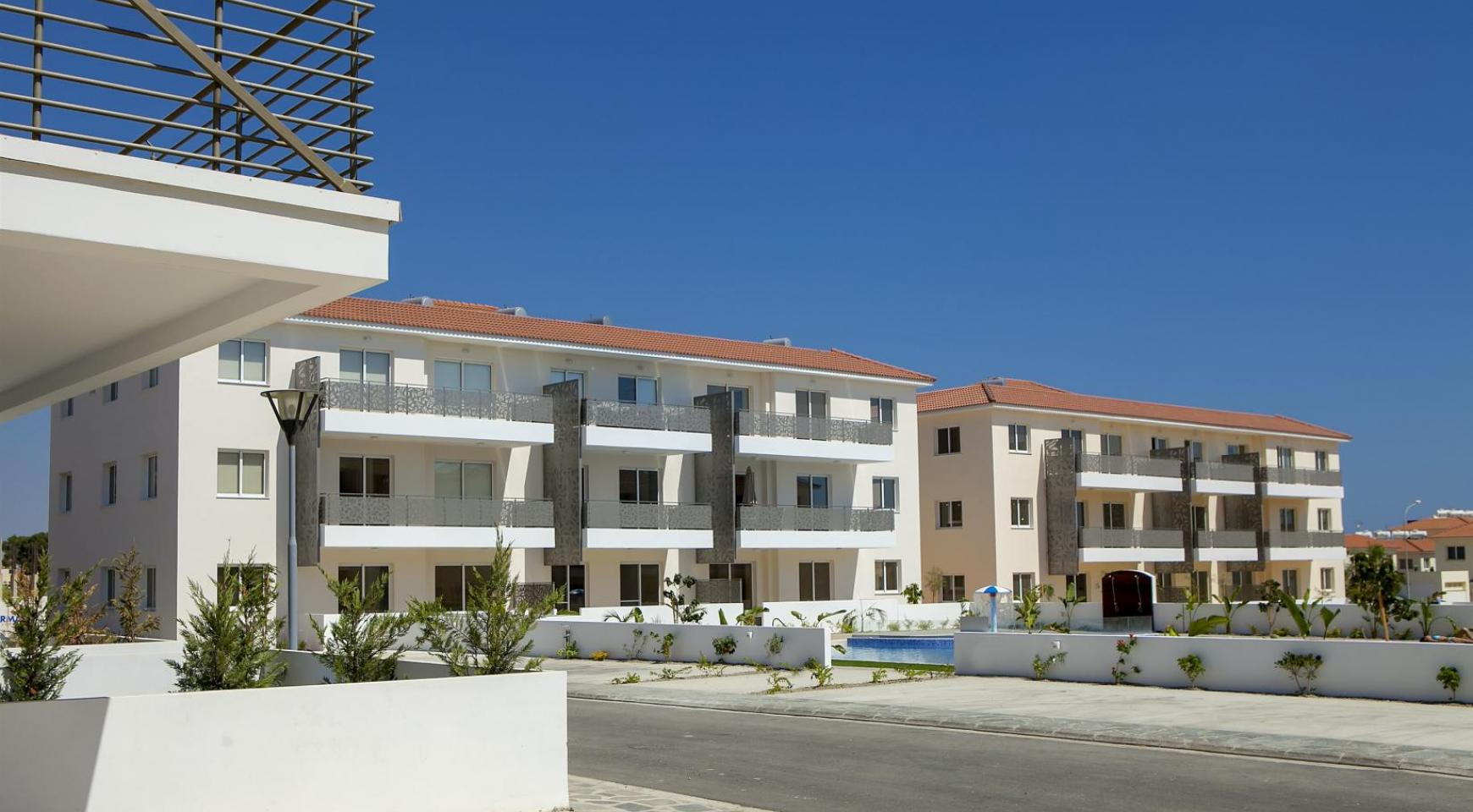 New 3 Bedroom Apartment in Kapparis Area - 19