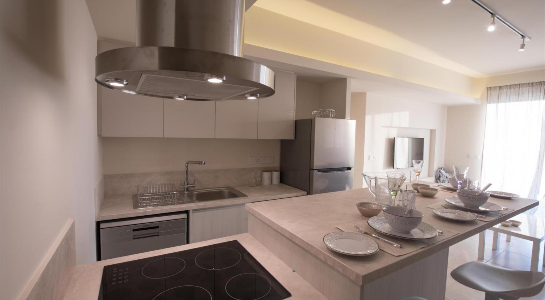New 3 Bedroom Apartment in Kapparis Area - 5