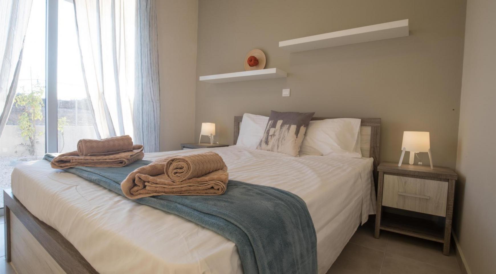 New 3 Bedroom Apartment in Kapparis Area - 9