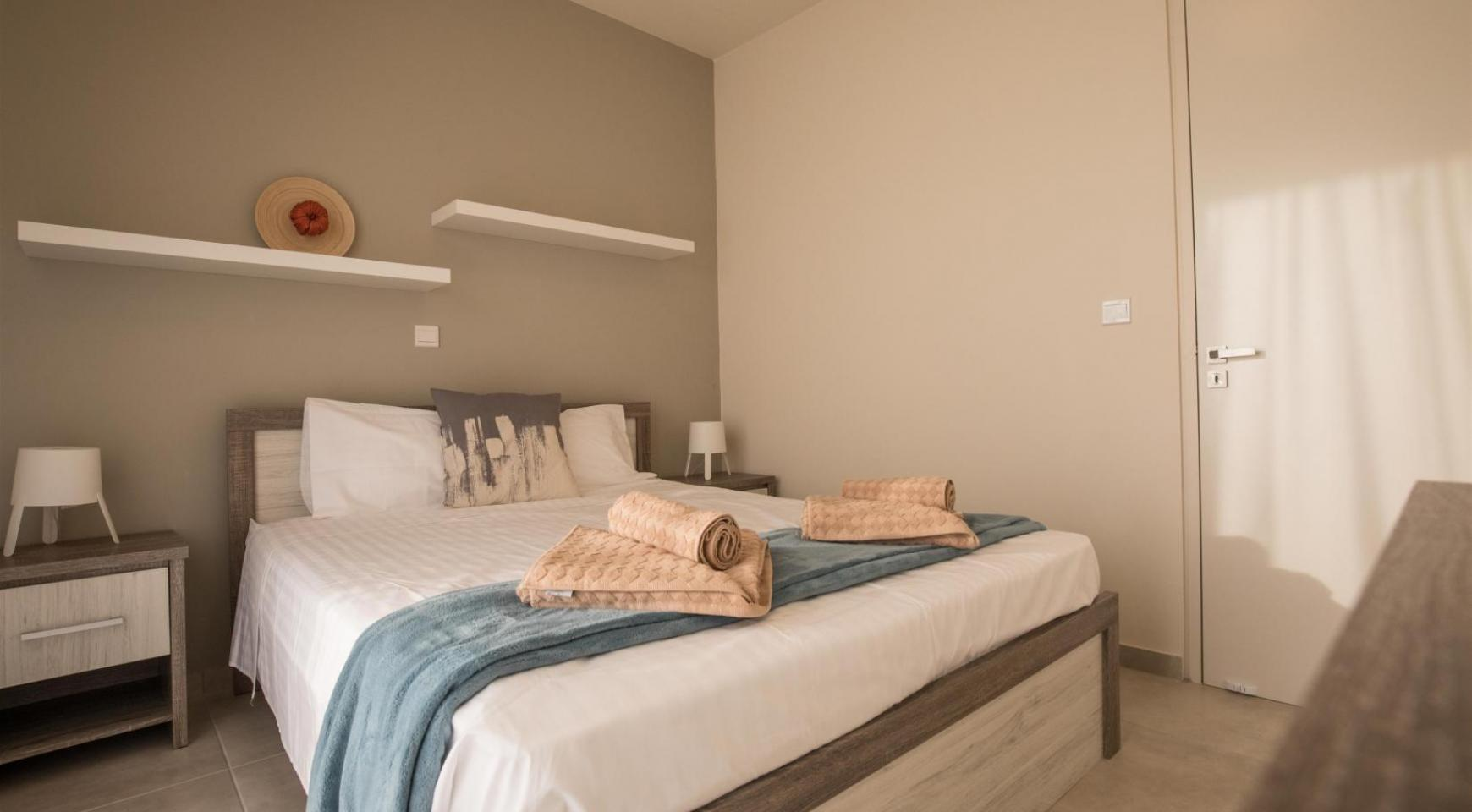 New 3 Bedroom Apartment in Kapparis Area - 10