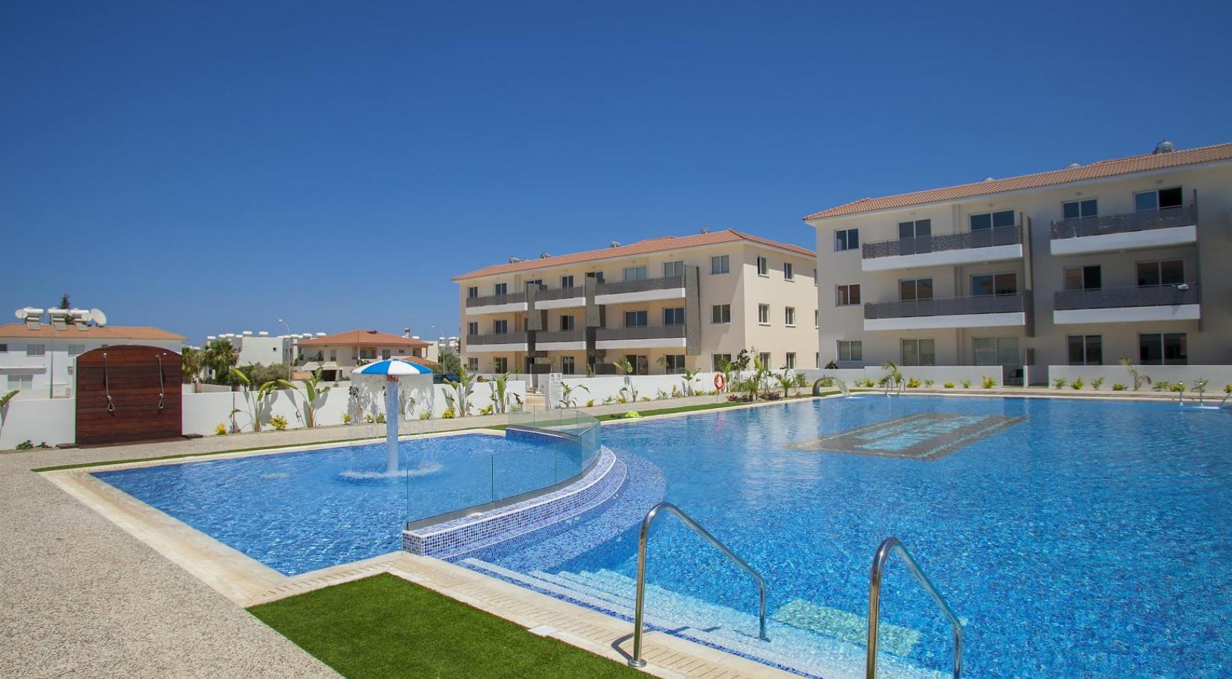 New 3 Bedroom Apartment in Kapparis Area - 1