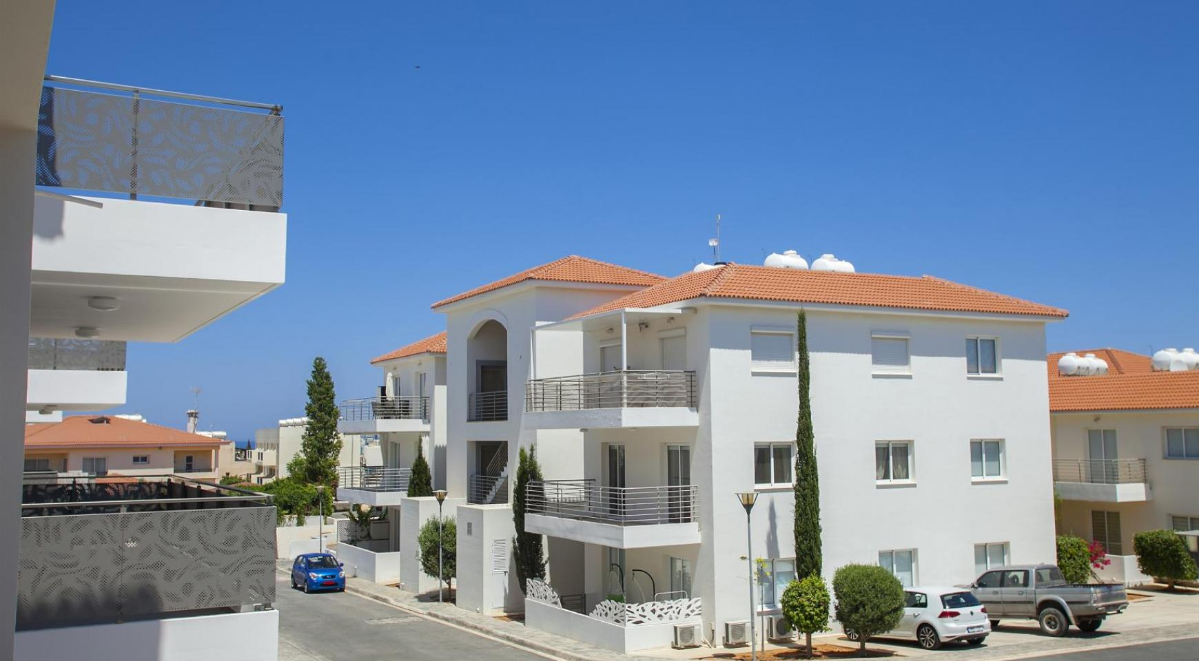 New 3 Bedroom Apartment in Kapparis Area - 25