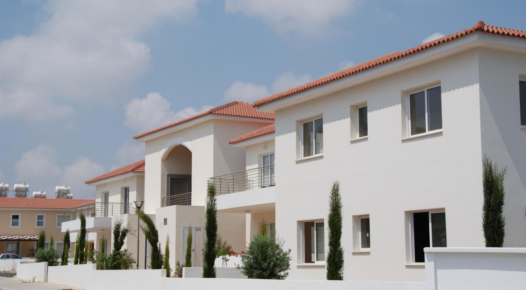 New 3 Bedroom Apartment in Kapparis Area - 35