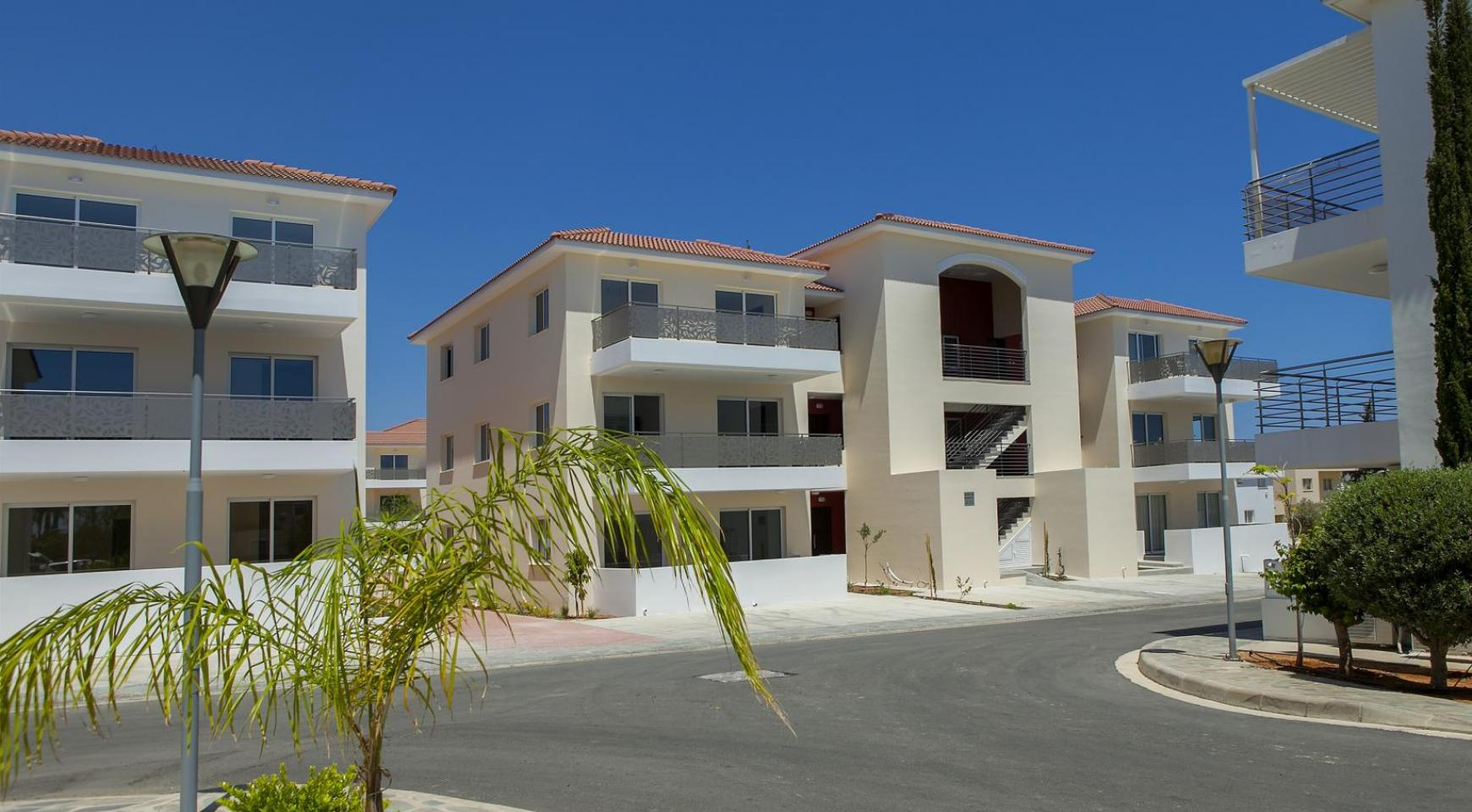 New 3 Bedroom Apartment in Kapparis Area - 21