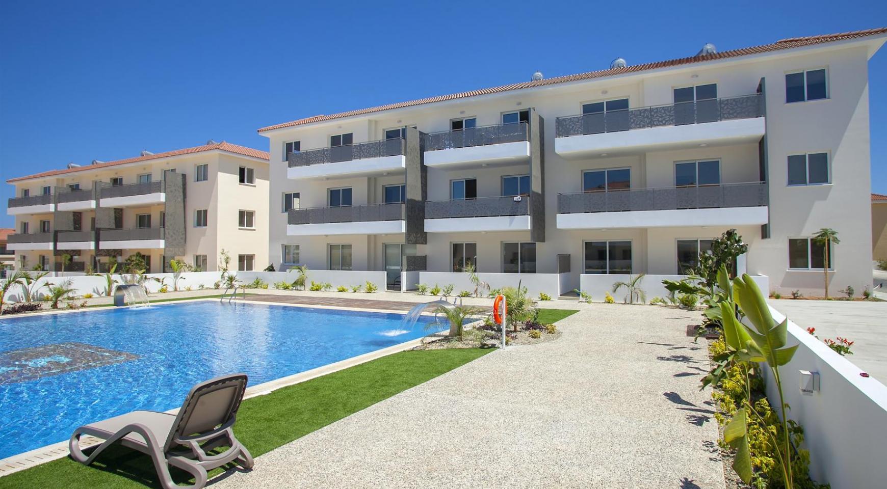 New 3 Bedroom Apartment in Kapparis Area - 27