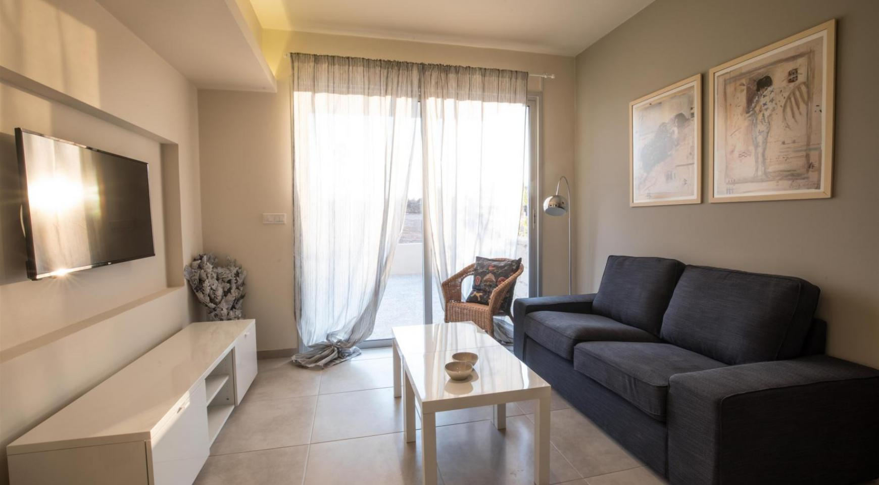 New 3 Bedroom Apartment in Kapparis Area - 3