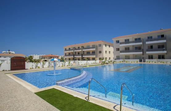 New 3 Bedroom Apartment in Kapparis Area