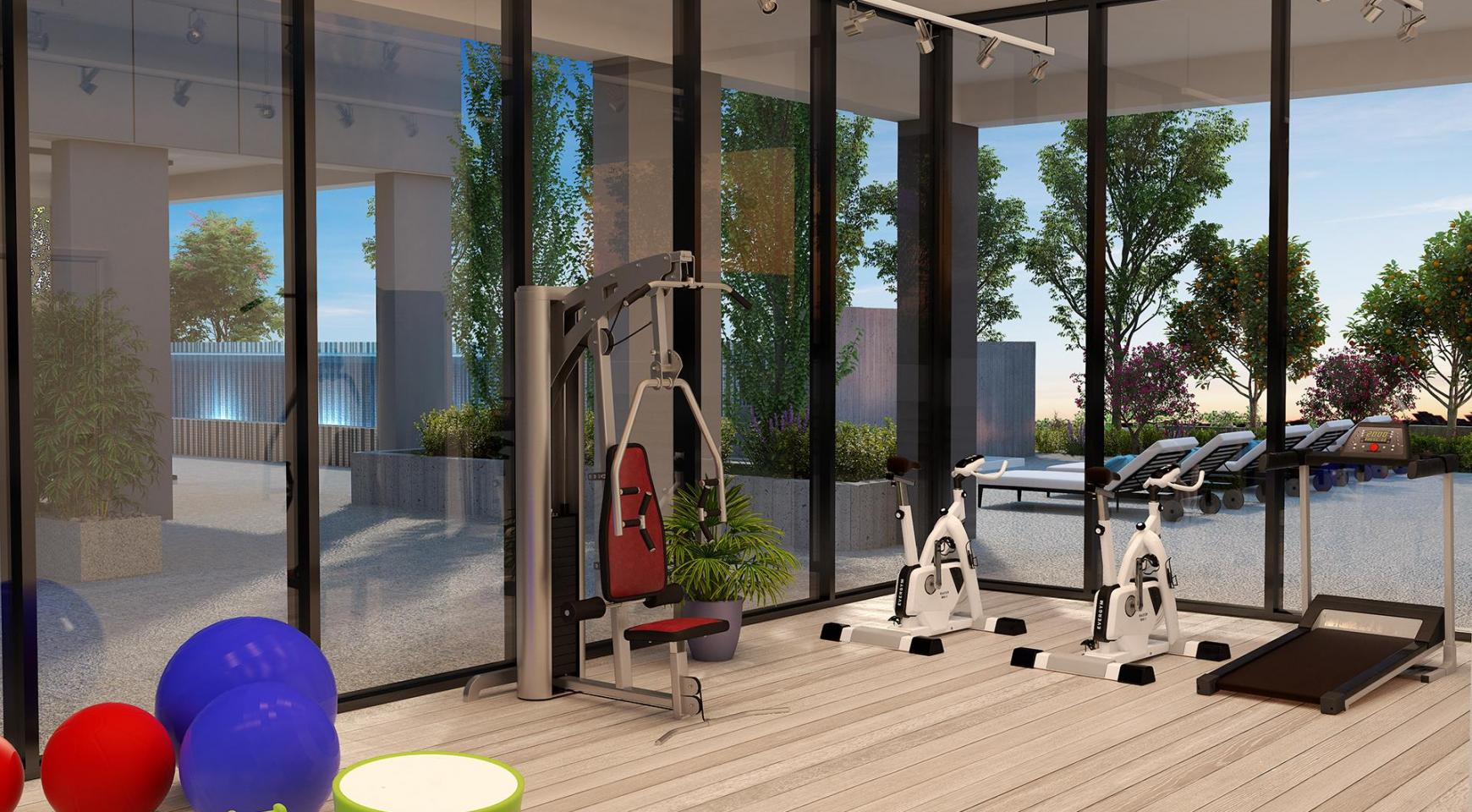 Urban City Residences, Block B. New Spacious 3 Bedroom Apartment 201 in the City Centre - 29