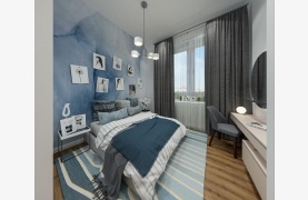 Urban City Residences, Block B. New Spacious 3 Bedroom Apartment 201 in the City Centre - 43