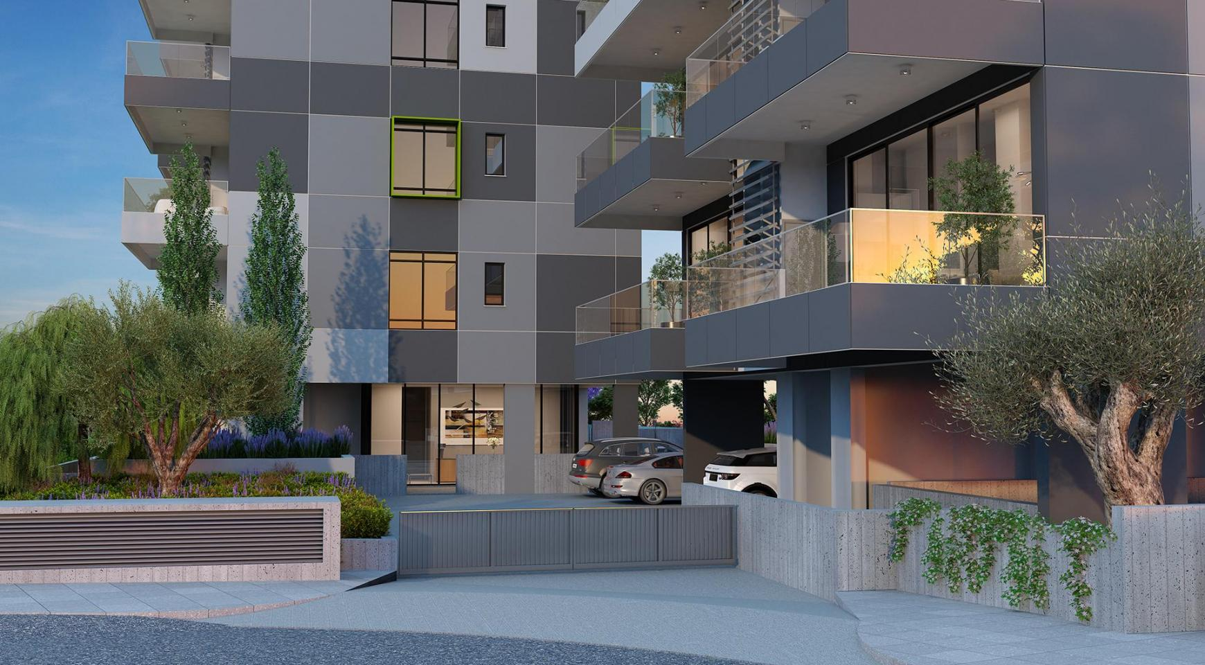Urban City Residences, Block B. New Spacious 2 Bedroom Apartment 202 in the City Centre - 28