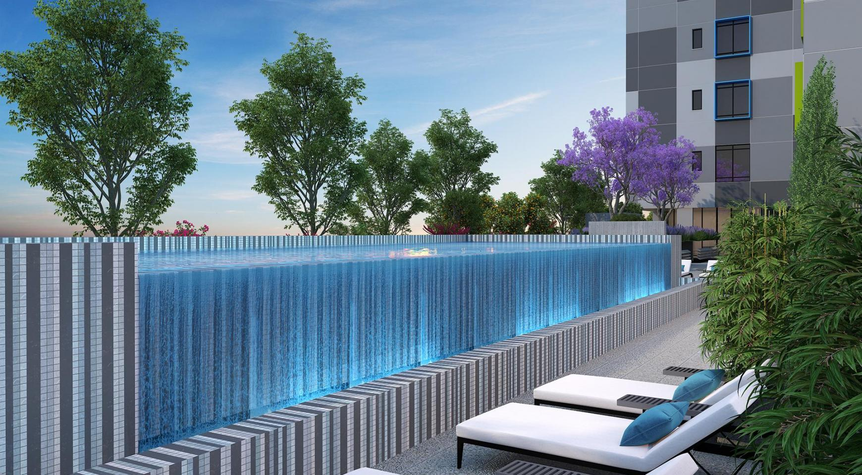 Urban City Residences, Block B. New Spacious 2 Bedroom Apartment 202 in the City Centre - 31