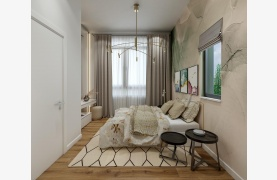 Urban City Residences, Block B. New Spacious 2 Bedroom Apartment 202 in the City Centre - 41