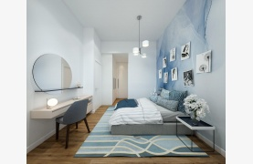 Urban City Residences, Block B. New Spacious 2 Bedroom Apartment 202 in the City Centre - 44