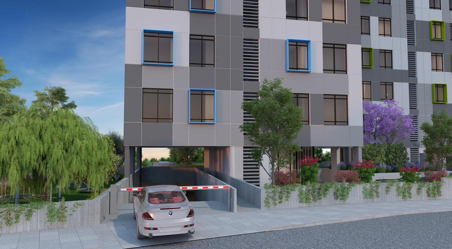 Urban City Residences, Block B. New Spacious 2 Bedroom Apartment 302 in the City Centre - 24
