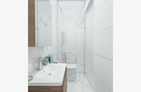 Urban City Residences, Block B. New Spacious 2 Bedroom Apartment 302 in the City Centre - 46