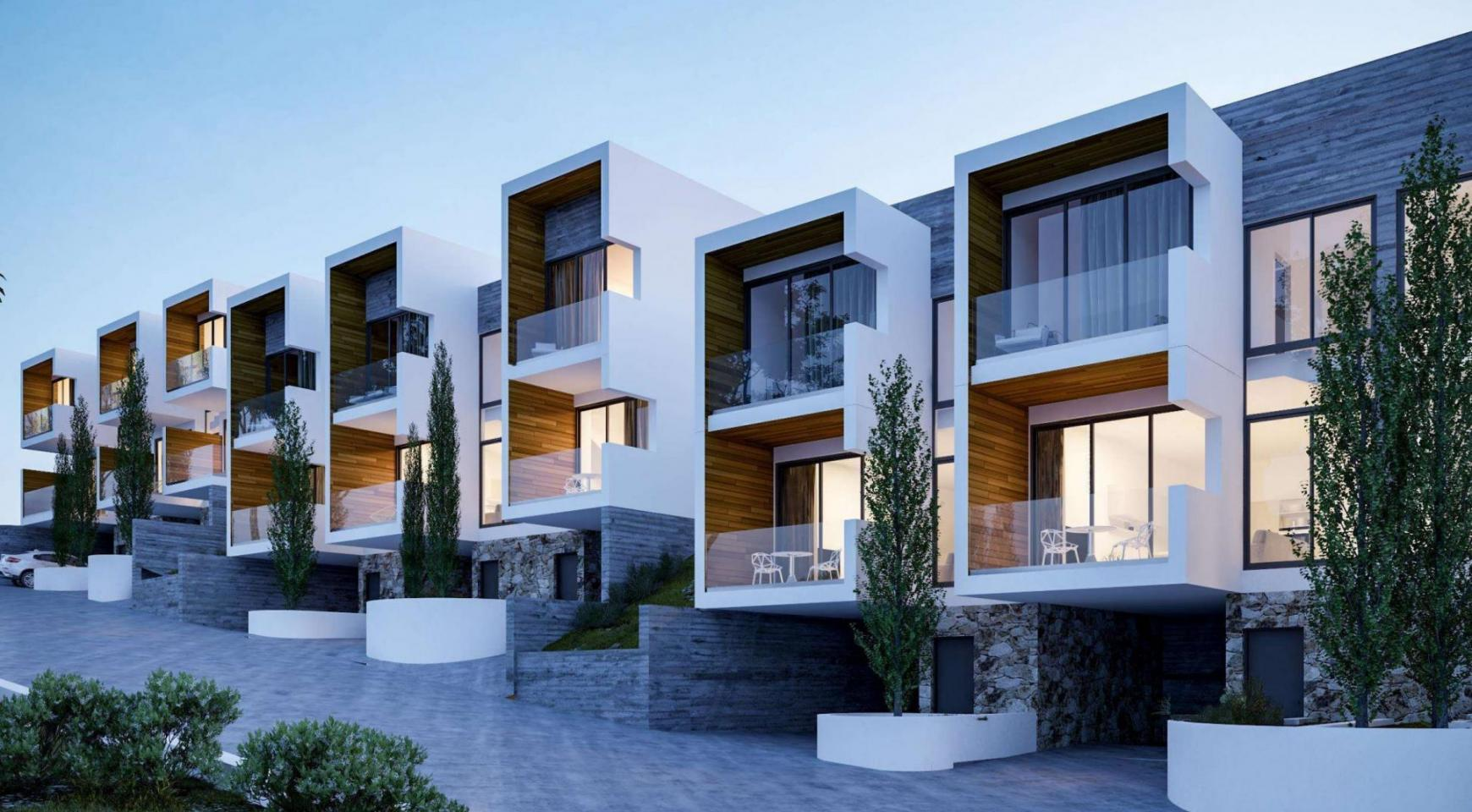 New Luxurious 2 Bedroom Townhouse in Agios Tychonas - 1