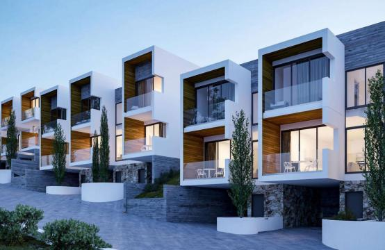 New Luxurious 2 Bedroom Townhouse in Agios Tychonas