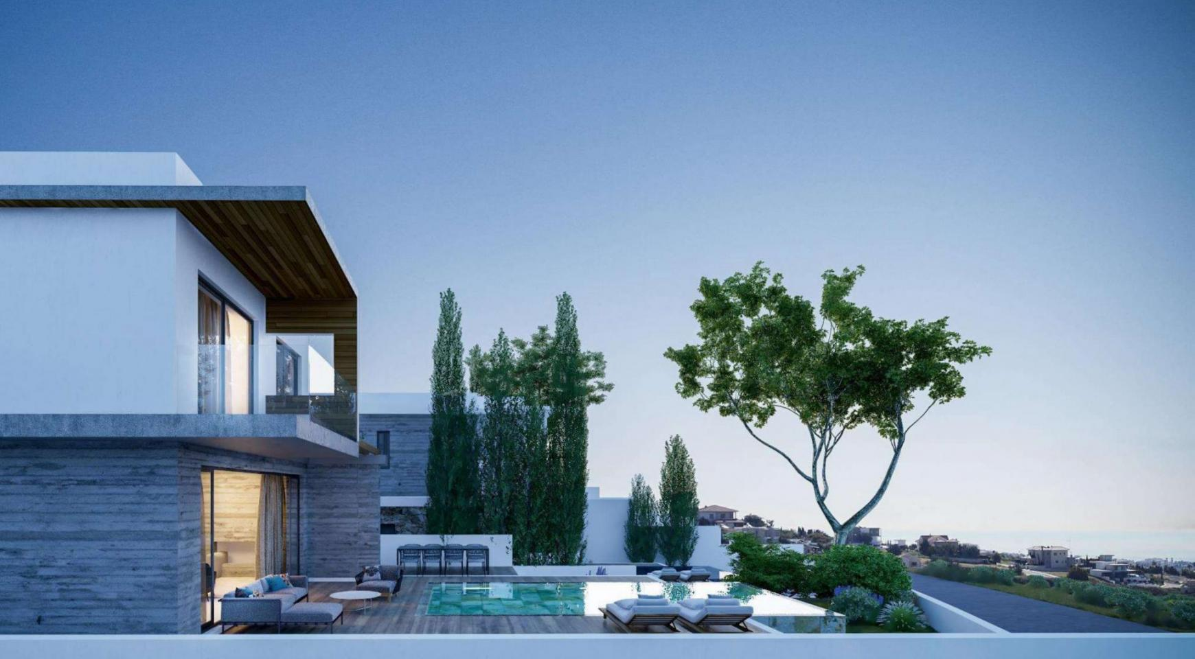 4 Bedroom Villa within a New Project in Agios Tychonas Area - 2