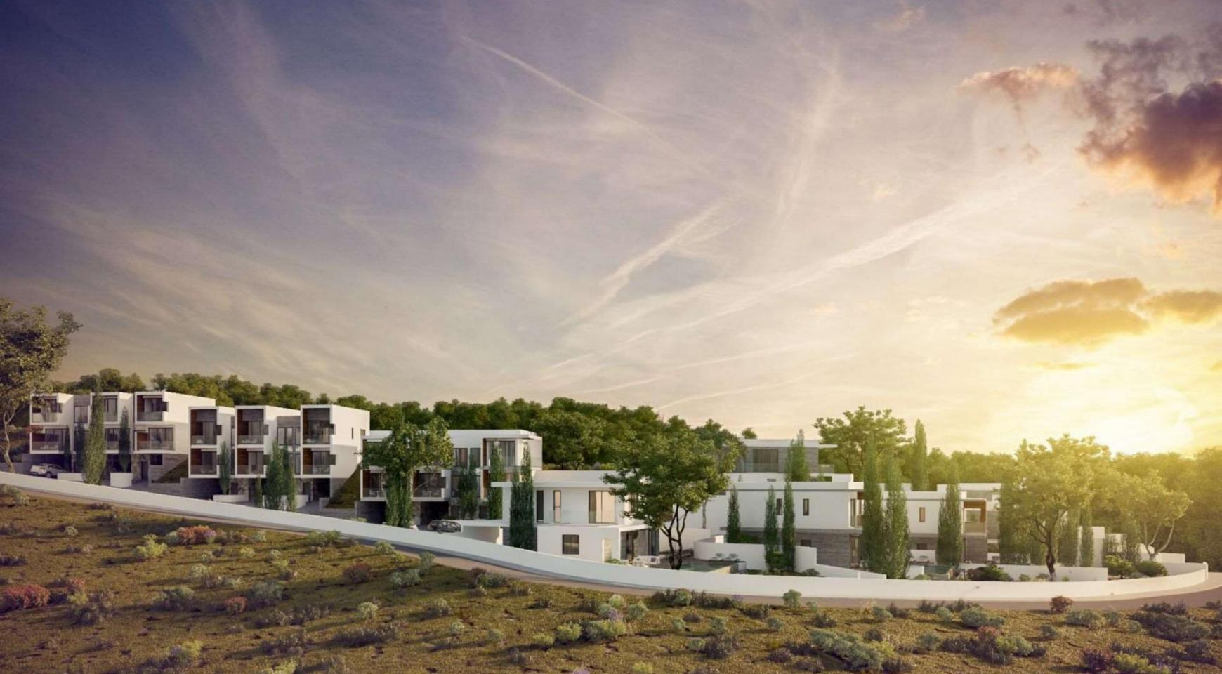4 Bedroom Villa within a New Project in Agios Tychonas Area - 8