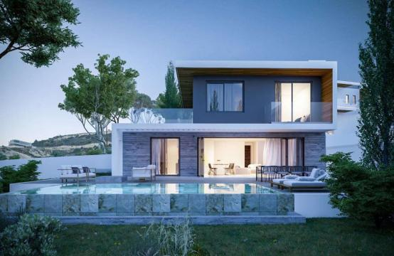 4 Bedroom Villa within a New Project in Agios Tychonas Area